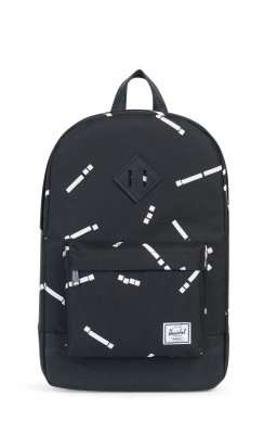 Herschel Supply Co. Heritage Mid Black Code