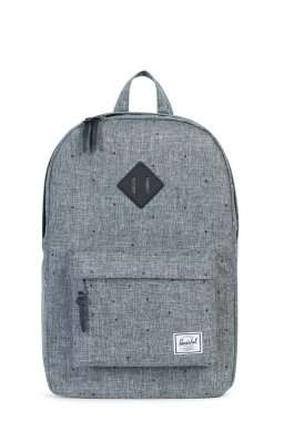 Herschel Supply Co. Heritage Mid Scattered Raven Crrosshatch