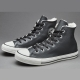 Converse CT HI Shearling Leather Storm Wind/Natural/Egret