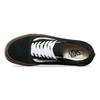 Vans Old Skool (Gumsole) Black