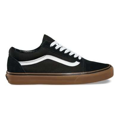 Vans Old Skool (Gumsole) Black