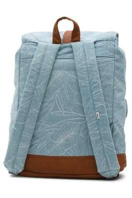 Vans Lean In Tropical Bleach Backpack