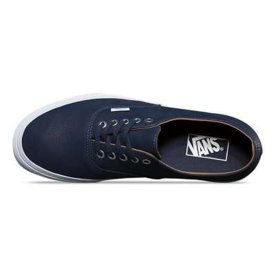Vans Authentic Decon (Premium Leather) Parisian Night