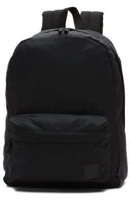 Vans Deana Black Flight Satin Backpack