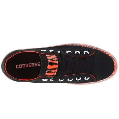 Converse All Star Bright Black\Animal Print