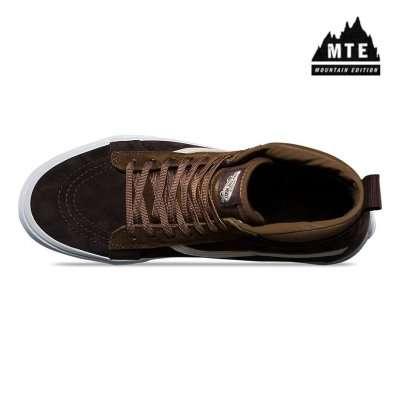 Vans Sk8-Hi MTE Dark Earth/Seal Brown