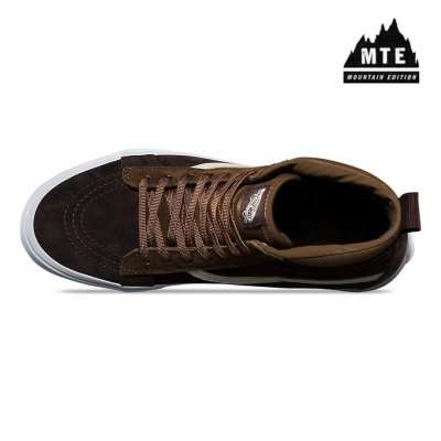 Vans Sk8-Hi MTE Dark Earth/Seal Brown