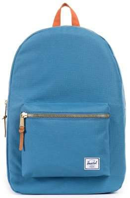 HERSCHEL SUPPLY CO. Settlement Backpack Cadet Blue & Carrot