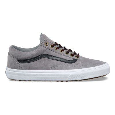 Vans Old Skool MTE Frost Gray/True White