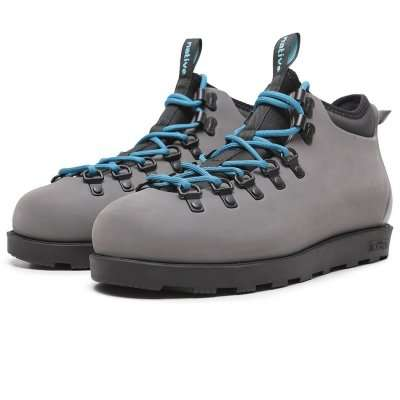 Native Fitzsimmons 2.0 Citylite Shale Grey/Jiffy Black