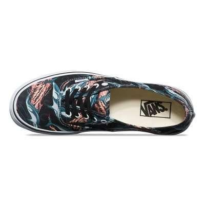 Vans Authentic (Dolphins) Black