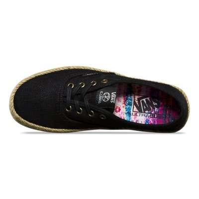 Vans Authentic ESP (Kassia) Black