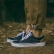 Vans Old Skool (Denim C&L) Dress Blues/Chipmunk