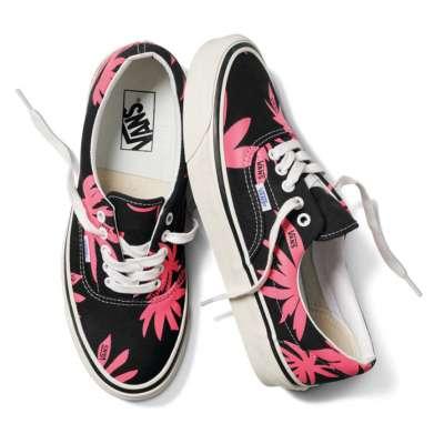 Vans Era 95 DX (Anaheim Factory) OG Black/Pink/Summer Leaf