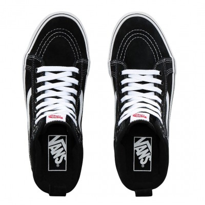 Vans Sk8-Hi MTE Black/True White