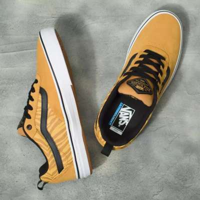 Vans Kyle Walker Pro (Reflective) Tiger/Black