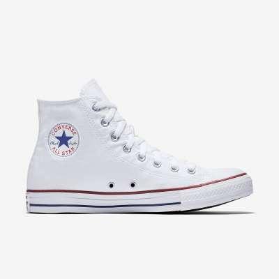 Converse CTAS Hi White/Red/Blue