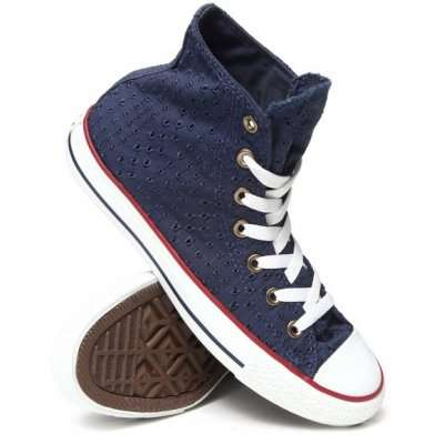 Converse All Star CT HI Navy