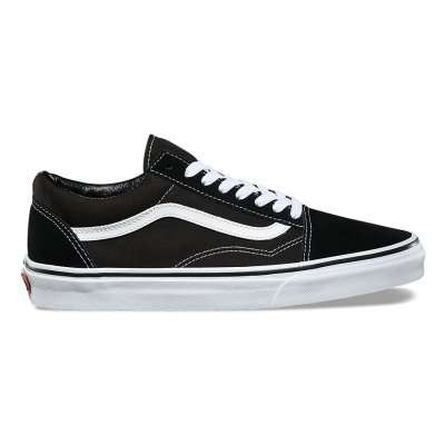 Vans Classic Old Skool Black\White