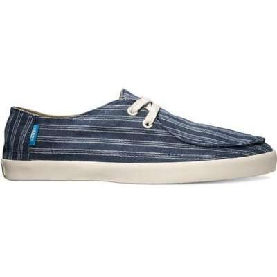 Vans Rata Vulc (Stripes) Navy/Antique