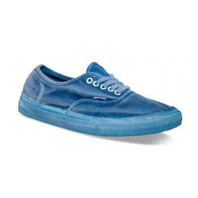 Vans Authentic Over Washed Blue