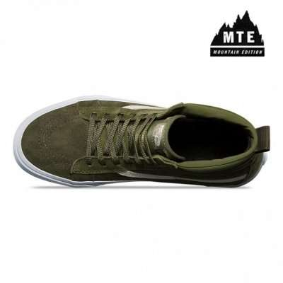 Vans Sk8-Hi MTE Winter Moss/Military