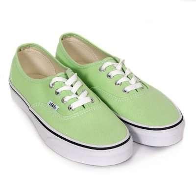 Vans Authentic Paradise Green