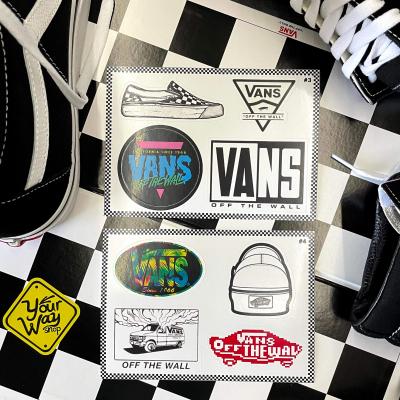 Стикерпаки Vans