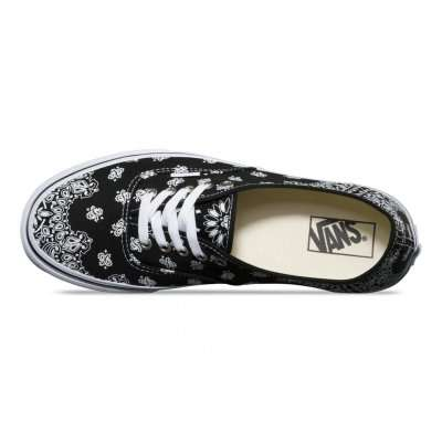 Vans Authentic (Bandana) Black