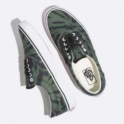 Vans Era (Tie Dye) Garden Green