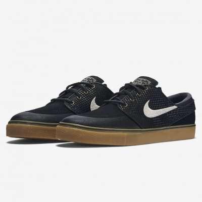 Nike SB Stefan Janoski Premium SE Black/Gray