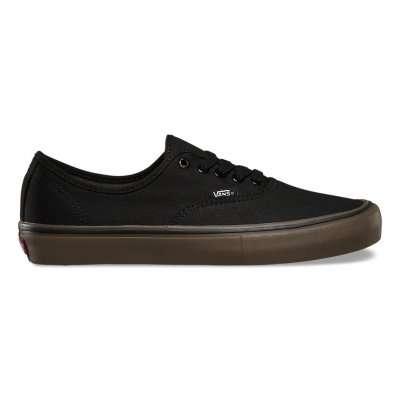 Vans Authentic Pro Black/Gum