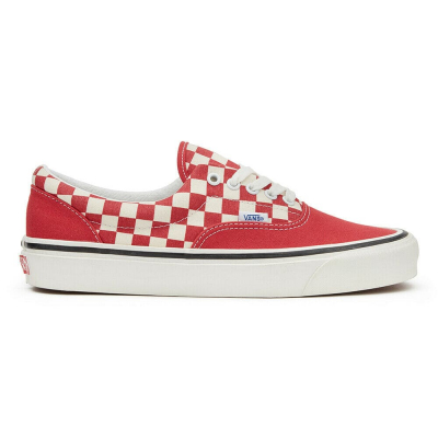 Vans Era 95 DX (Anaheim Factory) Og Red/Og White/Checkerboard