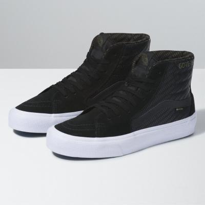 Vans Sk8-Hi (Gore-Tex) Black/True White
