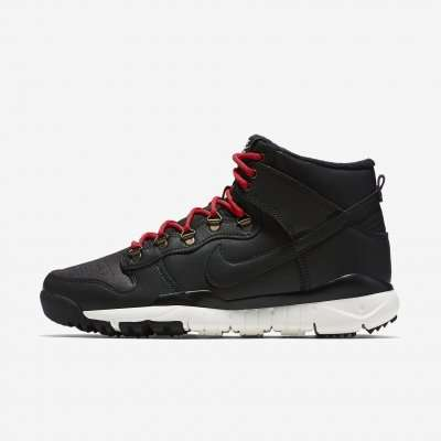 Nike SB Dunk High Boot Black/Sail