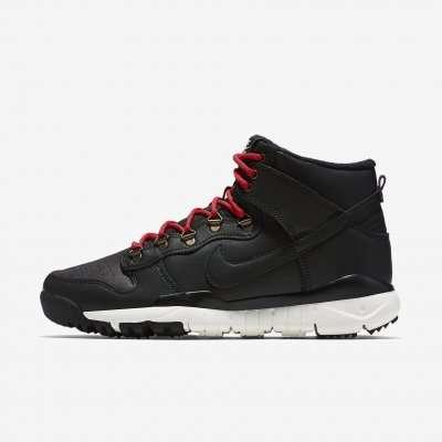 Nike SB Dunk High Boot Black/Sail