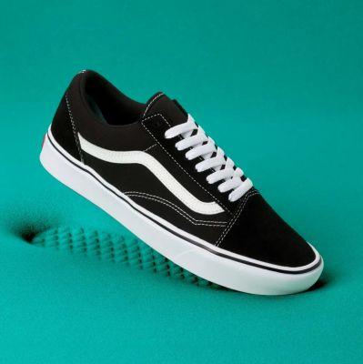 Vans ComfyCush Old Skool (Classic) Black/White