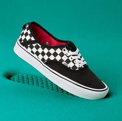 Vans ComfyCush Authentic SF (2 Tone) Black/Checkerboard