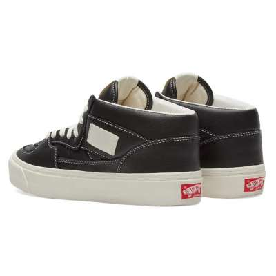 Vans Vault OG Half Cab LX (Leather) Black