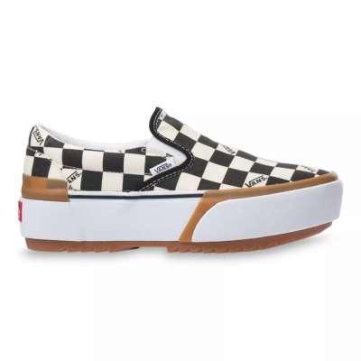 Vans Slip-On Stacked (Checkerboard) Multi