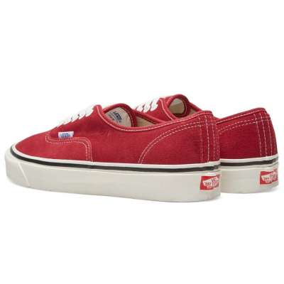 Vans Authentic 44 DX (Anaheim Factory) OG Brick/Suede