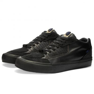 Vans Vault TH Style 98 LX (Leather/Hairy Suede) Black