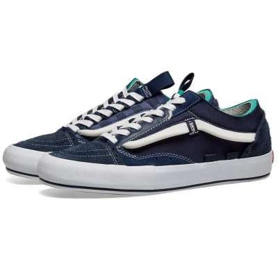 Vans Vault Old Skool Cap LX (Regrind) Dress Blues