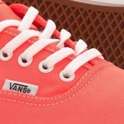 Vans Authentic Lo Pro (Neon) Coral