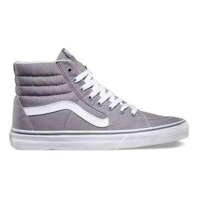 Vans Sk8-Hi (Canvas) Frost Grey