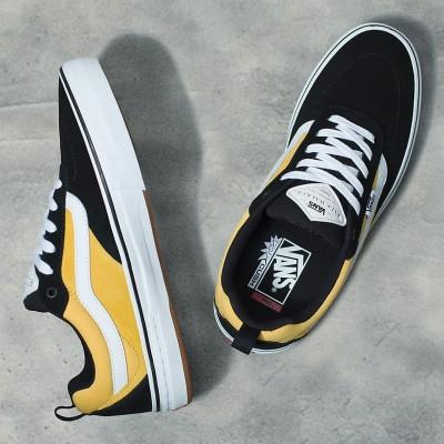 Vans Kyle Walker Pro Gold/Black