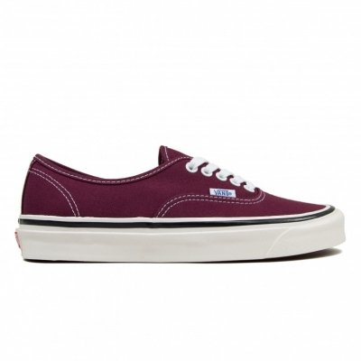 Vans Authentic 44 DX (Anaheim Factory) OG Burgundy
