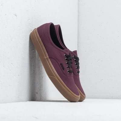 Vans Authentic (Gum Outsole) Catawba Grape