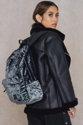 Vans Deana III Darkest Spruce Velvet Backpack