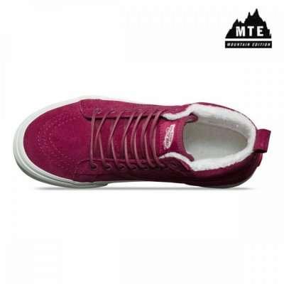 Vans Sk8-Hi MTE Dry Rose/Marshmallow